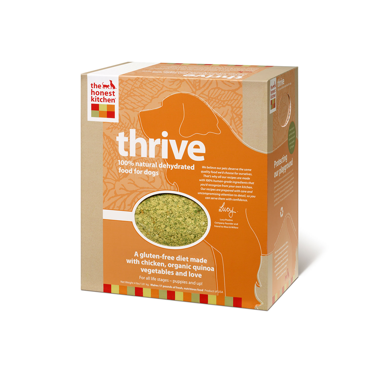 the honest kitchen recalls thrive zeal verve dehydrated food